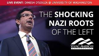 Dinesh D'Souza LIVE at University of Washington