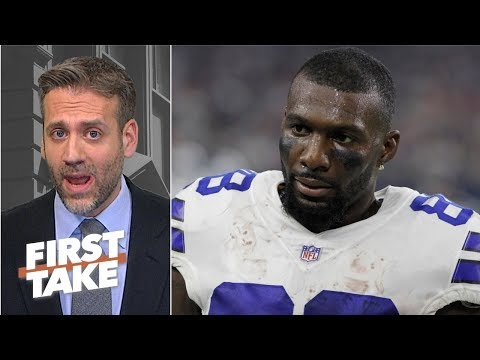 Dez Bryant is simply a brand name at this point in his career Max Kellerman First Take