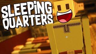 SLAVE SLEEPING QUARTERS! - Colony Survival