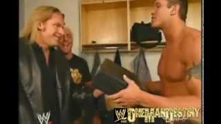 WWE RAW(10/20/2003)Evolution Segments
