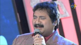 Thillana Thillana Song - Mano,Sunitha Performance in ETV Swarabhishekam - 3rd Jan 2016