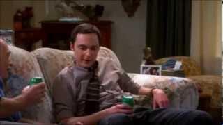 Sheldon spanks amy S07E09