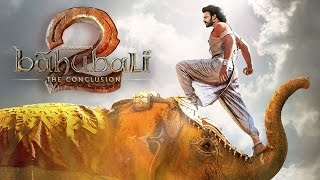 Baahubali 2 – The Conclusion - Motion Poster 2 - Prabhas