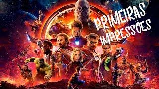 Vingadores: Guerra Infinita   Na saída do cinema   Bode na Sala