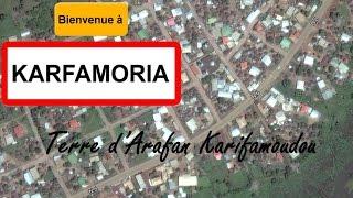 Mémoires du Mandingue - Karfamoria, Terre d'Arafan Karifamoudou