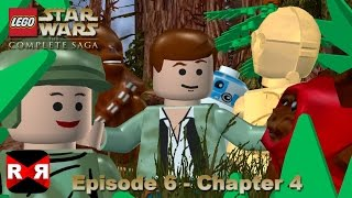 LEGO Star Wars: The Complete Saga - Episode 6 Chapter 4 - iOS / Android Walkthrough