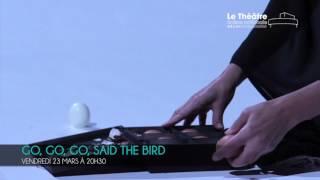 GO GO GO SAID THE BIRD