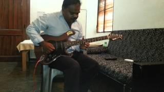 Paas Wo Aane Lage Zara Zara ...Guitar Lead Cover from Movie Main Khiladi Tu Anarai(1994)