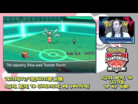Battle with YouTuber Verlisify Pokemon XY VGC