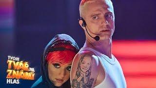Ondřej Ruml jako Eminem