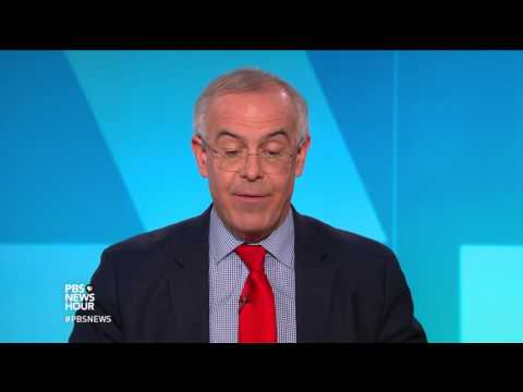 watch Shields and Brooks on Russian intrigue in American politics, Obama's farewell