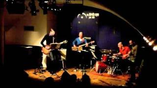 kevin brow  drum solo  with the pete robbins transatlantic quartet