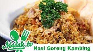 Nasi Goreng Kambing | Resep #223