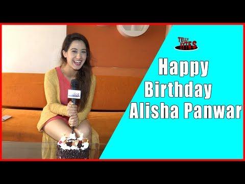 Xxx Mp4 Alisha Panwar Celebrates Her Birthday With Tellybytes Exclusive Interview 3gp Sex