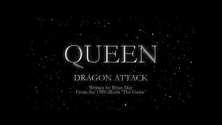 Queen - Dragon Attack (Official Lyric Video)