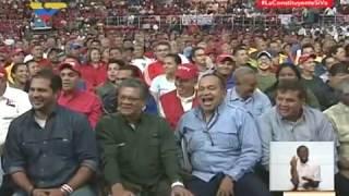 Diosdado Cabello se ríe de Freddy Guevara y sus