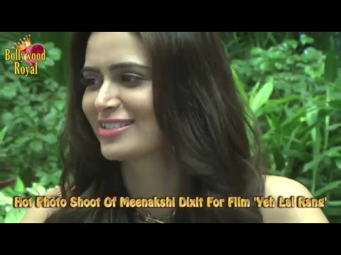 Sizzling Photo Shoot Of Meenakshi Dixit For Summer Part-3