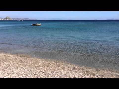 Piaszczyste i najpiękniejsze plaże Kos, Grecja 2015