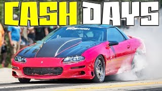 20 Minutes of KC Street Racing! - CASH DAYS
