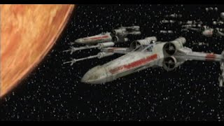 Star Wars: Rogue Leader - all cutscenes and ending (60 fps, Dolby Pro Logic II)