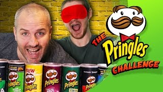 MINECRAFT VLOG - BABY DUCK & BABY MAX DO THE PRINGLE CHALLENGE