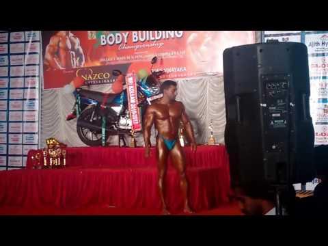 Mr Kollam 2016 Body Building Championship Kottarakkara