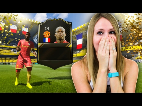 ONE TO WATCH POGBA IN A PACK !! GUARANTEED OTW PACKS OPENING!!