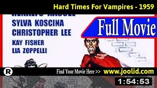 Watch: Uncle Was a Vampire (1959) Full Movie Online