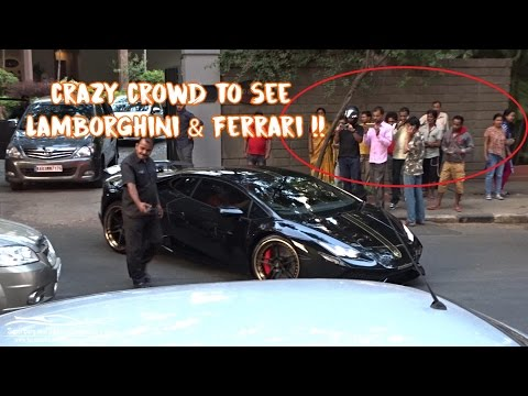 Xxx Mp4 Bangalore Is The New London Lamborghini Ferrari Amp More 98 3gp Sex
