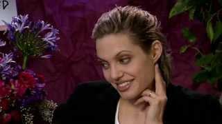 Girl, Interrupted:  Angelina Jolie Excluisve Movie Interview