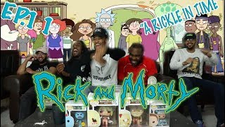 """Rick And Morty Season 1 Episode 11 """"Ricksy Business"""" Reaction/Review"""