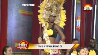 Calle 7 Panamá - Topon Entre las reinas de calle 7