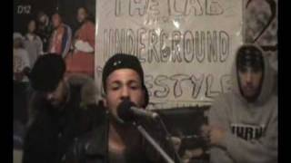 5-Danger mafia  underground freestyle N°5 by dj-mekki   rap larache maroc 2011