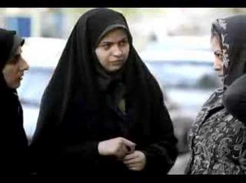 Iran 40.000 Woman in Teheran get Dress Ticket in year 2007