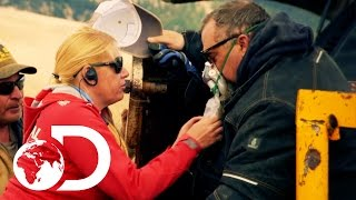 Health Scare for Todd Hoffman | New Gold Rush Tuesday 9pm | Discovery UK