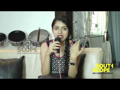 SouthScope Exclusive! Actress Varsha tells SouthScope how she learnt Tamil