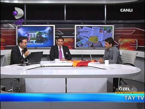 Halis Karataş Farklı Analiz in Konuğu Oldu 24.07.2012