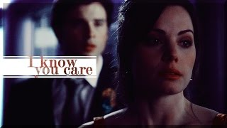 » ­Clark & Lois • I know you care