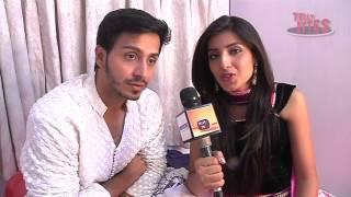 Randhir Sanyukta (Param and Harshita)  invite you for Channel V's Valentines' Day Special