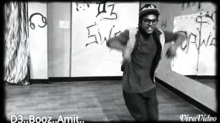D3 Crazy crack by amit D manix