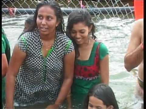 14-08-2016  Krishna Pushkaralu-2016 PATAALA GANGA MALLIKARJUNA GHAT  Srisailam  Public  Bathing.