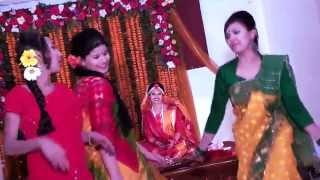 Bangladesi Wedding and Holud (Tanzil + Shimu)