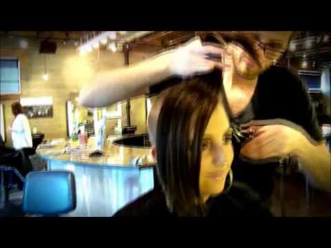 Laura Gets a Buzz Cut