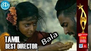 SIIMA 2014 - Tamil Best Director - Bala | Paradesi Movie