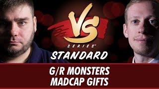 3/13/2018 - Todd Anderson VS. Todd Stevens: G/R Monsters Vs. Madcap Gifts [Standard]