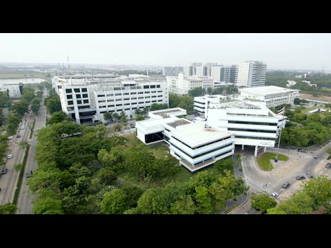 The First Science Technology and Innovation hub of Thailand TSP