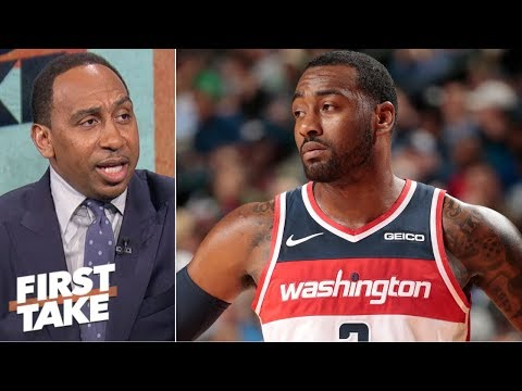 Wizards are a disgrace an abomination and need to blow it up Stephen A. First Take