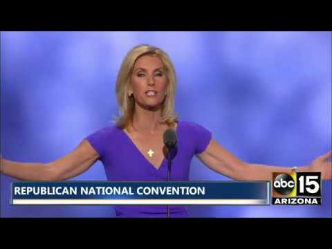 FULL SPEECH WOW Laura Ingraham brings down the house at Republican National Convention