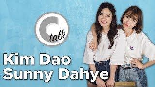 How did YouTube Besties Kim Dao and Sunny Dahye meet?   Q/A with Shizuka Anderson