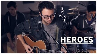 alesso heroes we could be ft tove lo official music video acoustic cover by jake coco